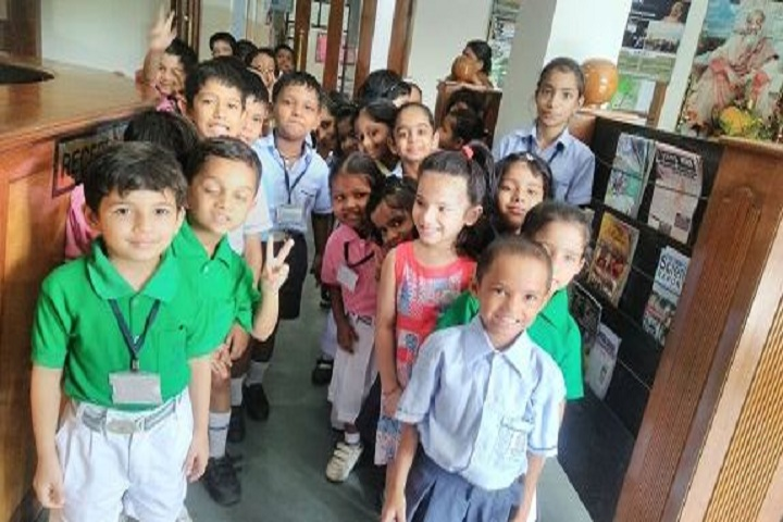 Chinmaya Vidyalaya Senior Secondary School-Students