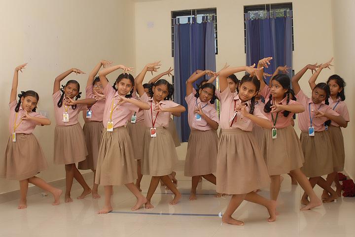 Little Woods School-Dance