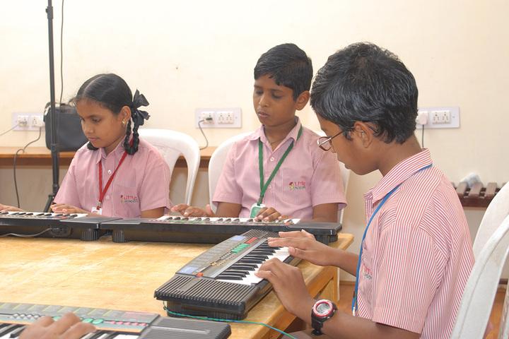 Little Woods School-Music
