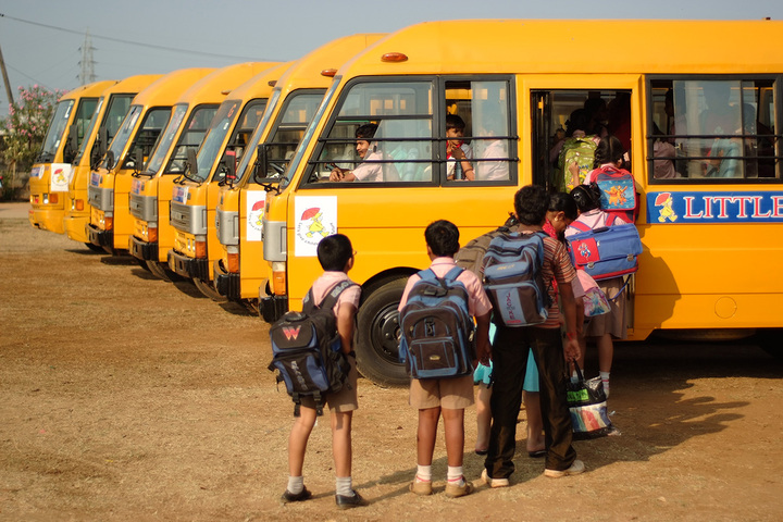 Little Woods School-Transport