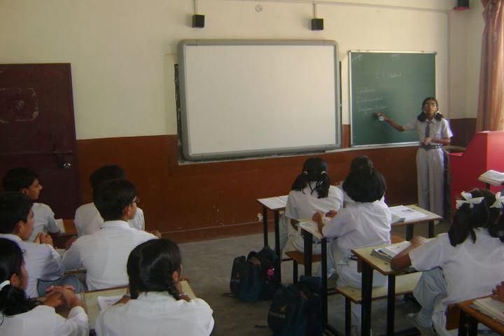 Colonel Child Bloom Public School-Classroom