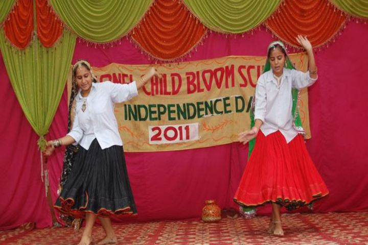 Colonel Child Bloom Public School-Independence Day Celebrations