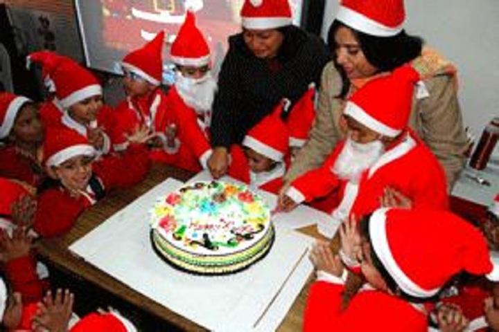 Columbia Foundation Sr Sec School-Christmas Celebrations