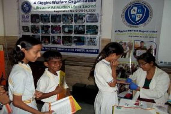 Columbia Foundation Sr Sec School-Medical Checkup
