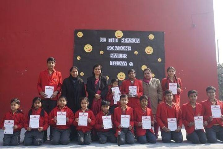 Columbia Foundation Senior Secondary School  Vikas Puri-Certification
