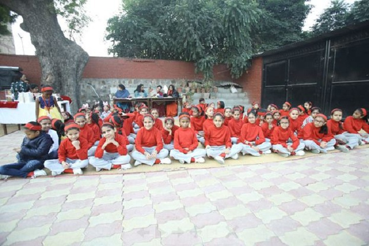 Convent Of Jesus and  Mary School-Sports Day