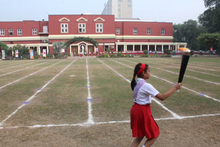 Convent of Jesus and Mary School-Sport Meet