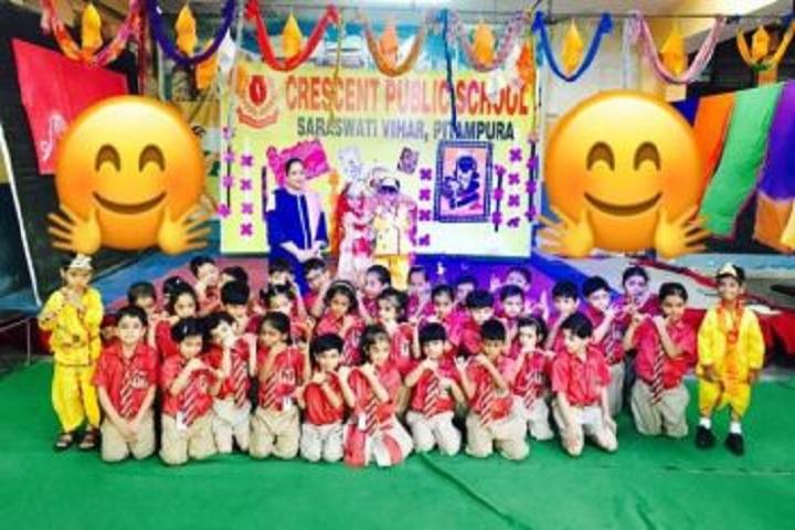 Crescent Public School-Activities