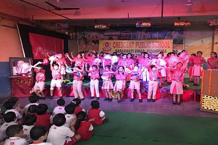 Crescent Public School-Celebrations