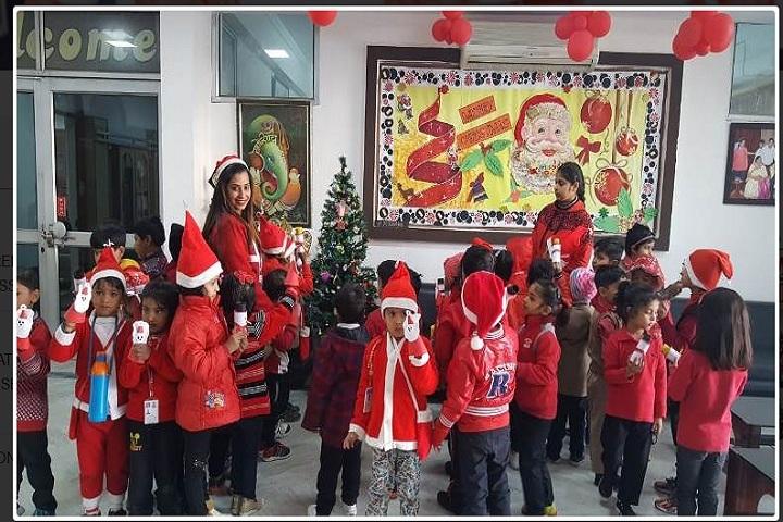 Crescent Public School-Christmas Celebration