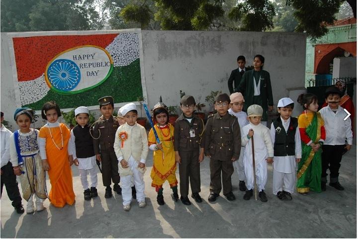 Crescent School-Independence day Celebration