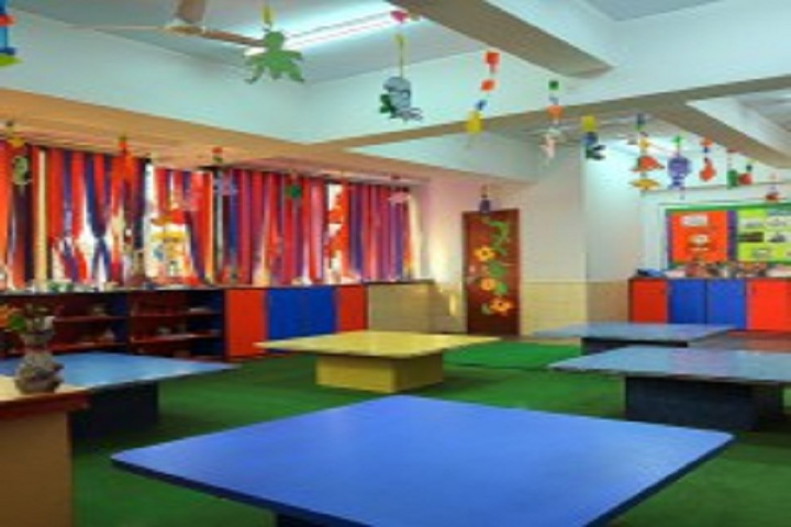 CRPF Public School-Playarea
