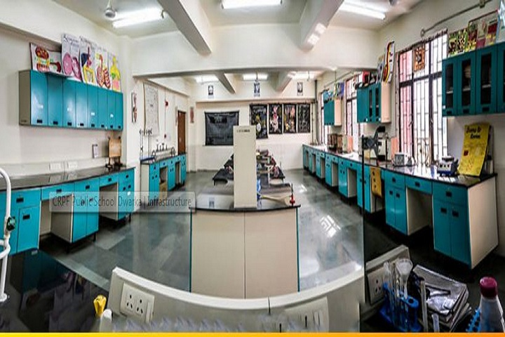 CRPF Public School-Science lab