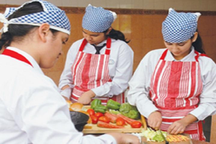 D A V Public School-Food Fest