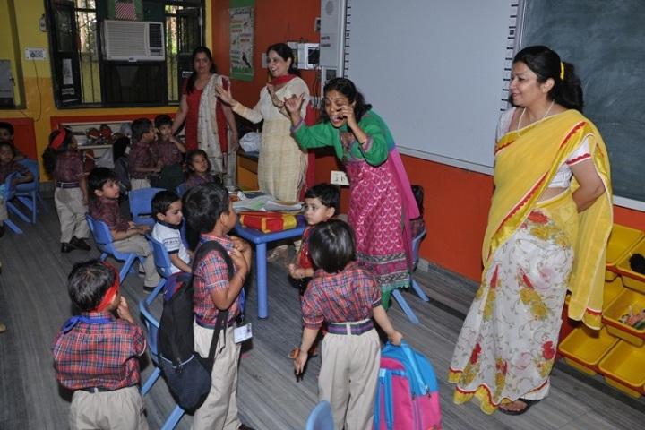D A V Public School-Play Area