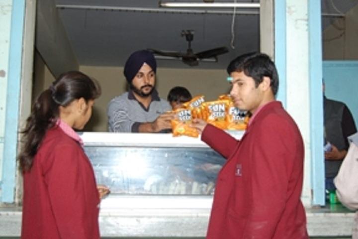 Shaheed Rajpal D A V Public School-Canteen