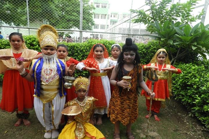 Shaheed Rajpal D A V Public School-Festivals