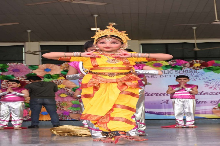 Shaheed Rajpal D A V Public School-Annual Day