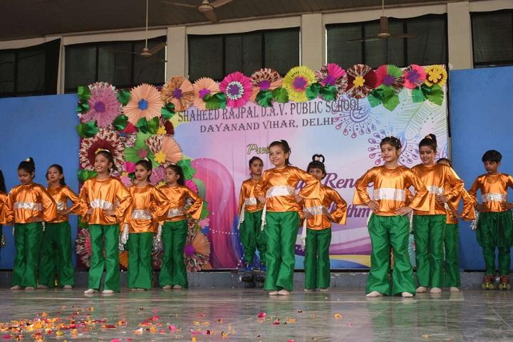 Shaheed Rajpal D A V Public School-Kids