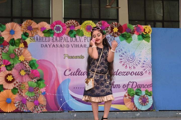 Shaheed Rajpal D A V Public School-Singing