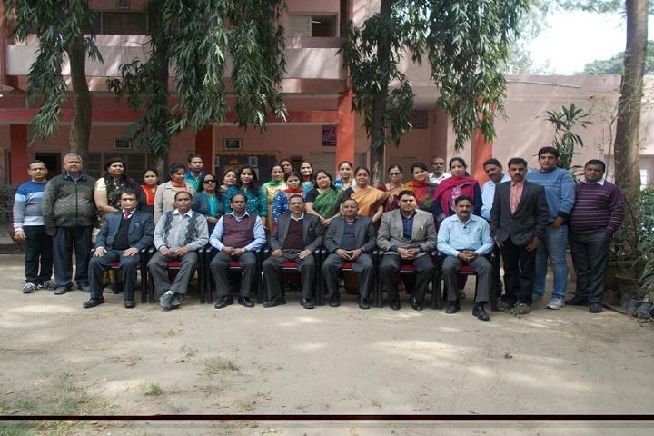 Diwan Chand Arya Senior Secondary School- Faculty