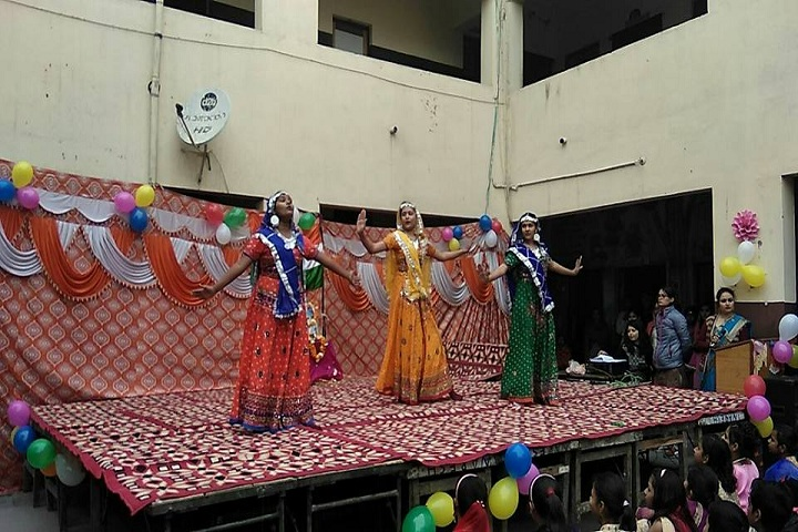 D C Convent School-Republic Day event