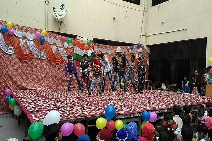 D C Convent School- Event 1