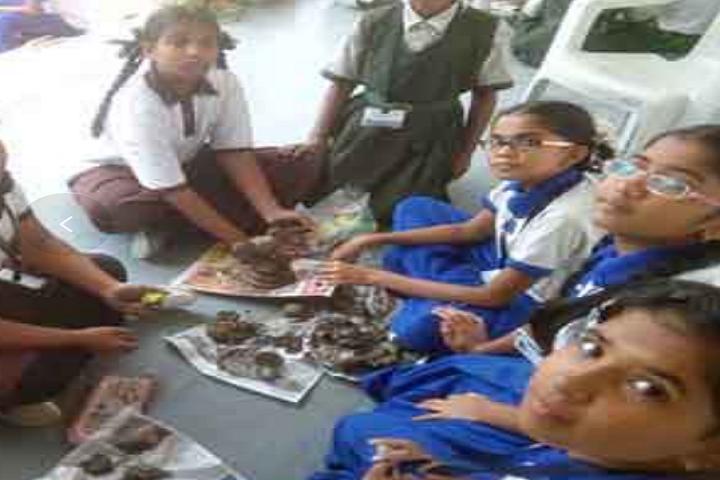 Lotus National School-Activity