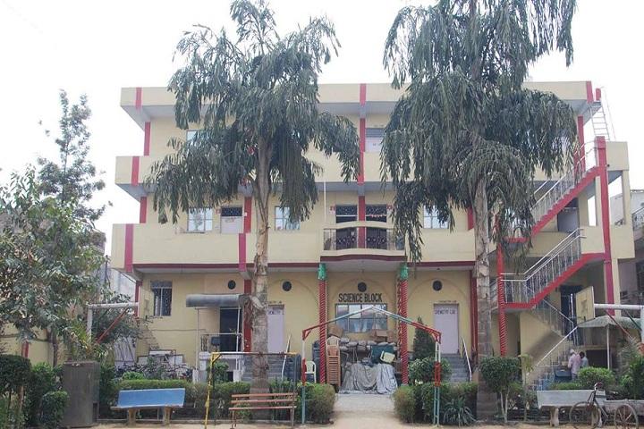 D S Memorial Public Senior Secondary School- School Building