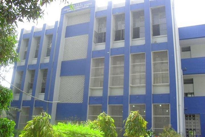 D T E A Senior Secondary School-Campus