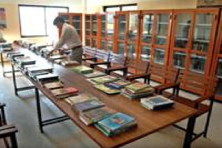 D T E A Senior Secondary School-Library