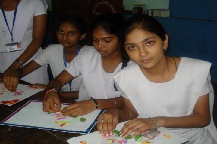 D T E A Senior Secondary School-Arts room