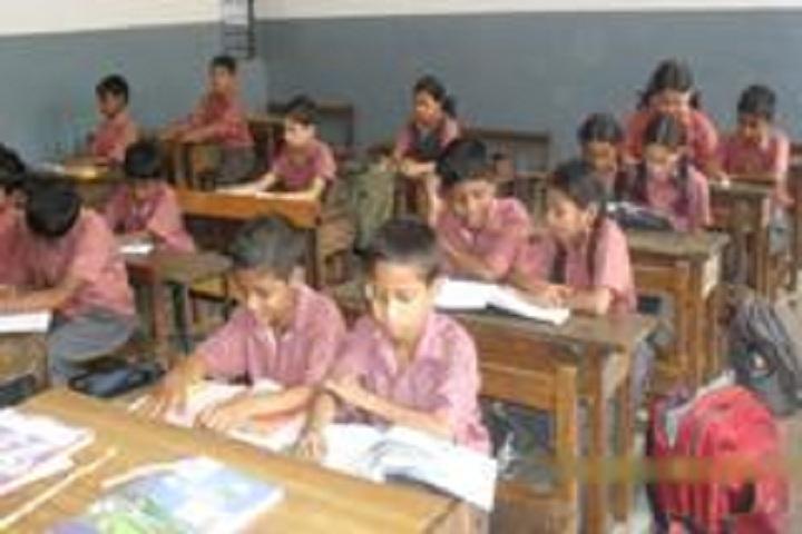 D T E A Sr Sec School Mandir Marg- Classroom