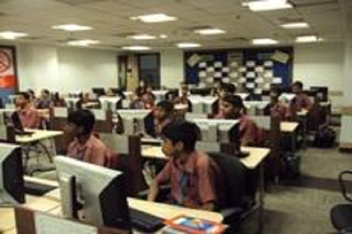 D T E A Sr Sec School Mandir Marg- IT Lab