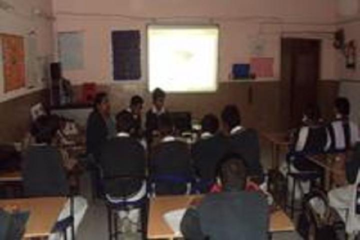 D T E A Senior Secondary School-AV Class