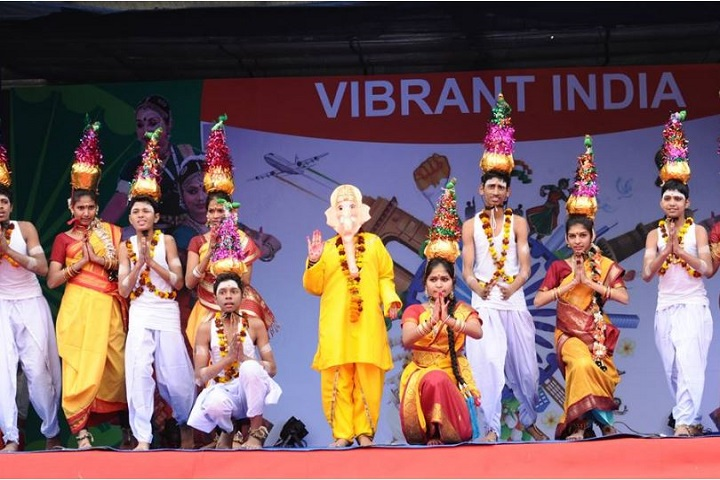 D T E A Senior Secondary School-Ganesh Chavathi Celebrations