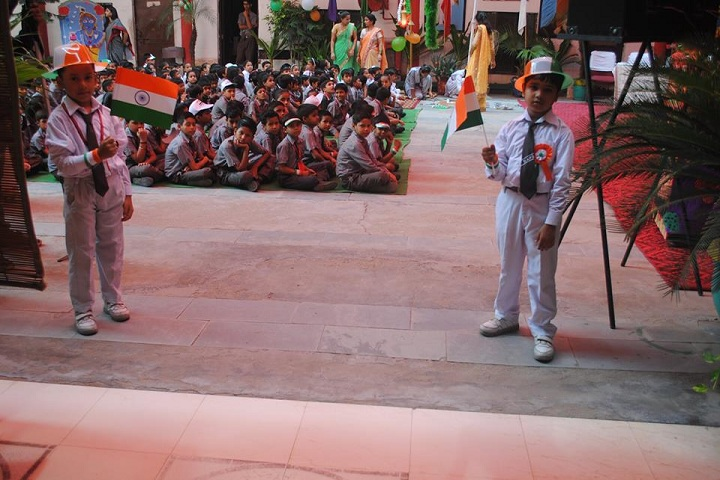 D V Public School-Independence Day