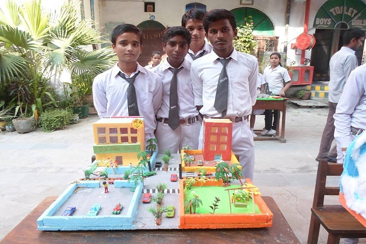 D V Public School-Science Fare