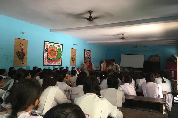 D V Public School- Classroom