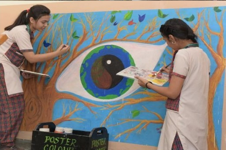 M L Khanna DAV Public School-Art Rooms