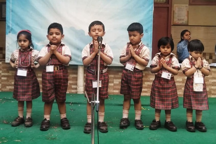 M L Khanna DAV Public School-Jr Assembly