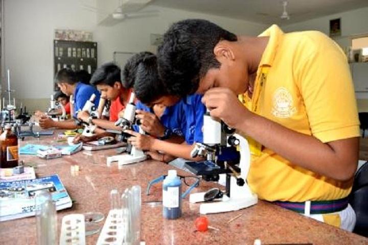 M L Khanna DAV Public School-Lab