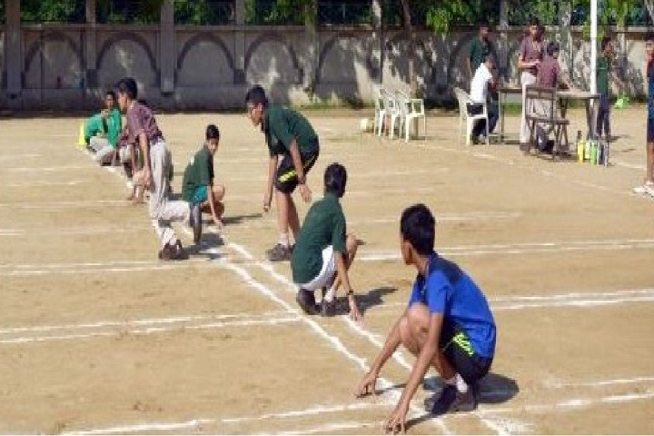 M L Khanna DAV Public School-Sports
