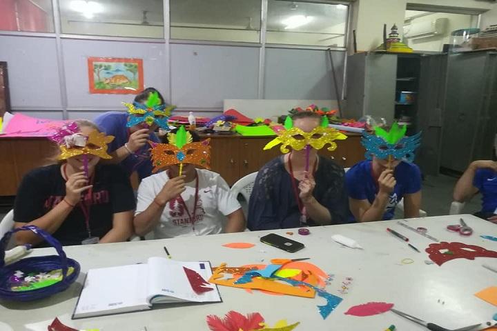 DAV Public School-Arts Room