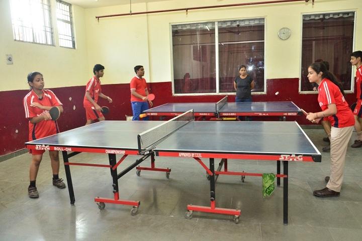 DAV Public School-Table Tennis