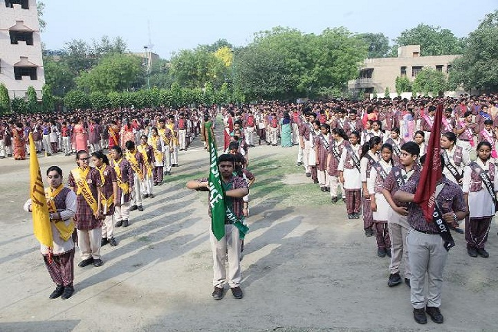 Darbari Lal D A V Model School-Foundation Day