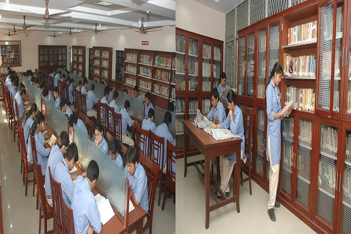 Darbari Lal D A V Model School-Library