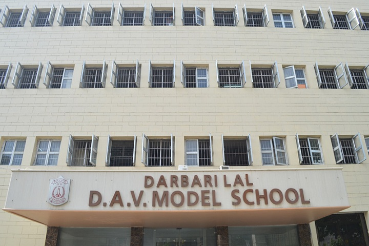 Darbari Lal DAV Model Senior Secondary School-Campus