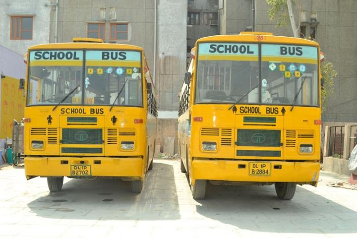 Darbari Lal DAV Model Senior Secondary School-Transport