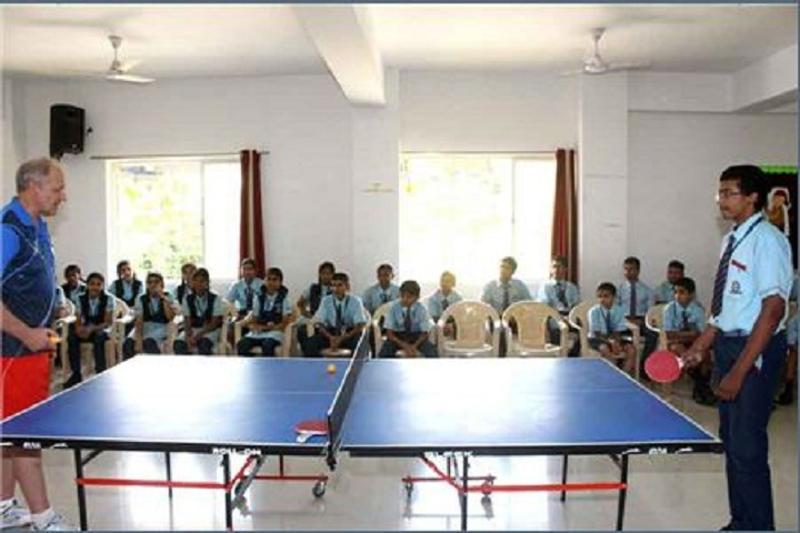 Darshan Academy-Indoor games